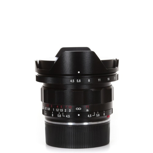 Voigtlander M-15mm f/4.5 Super-wide Heliar lll Black