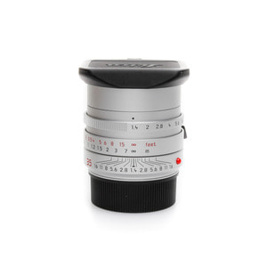 Leica Summilux-M 35mm f/1.4 ASPH FLE Silver Used_Soldout