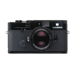 신품 Leica MP 0.72x Black Paint