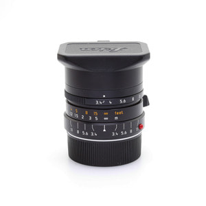 Leica M-21mm f/3.4 Super-Elmar ASPH Black