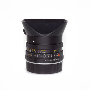Leica R-28mm f/2.8 Elmarit Black