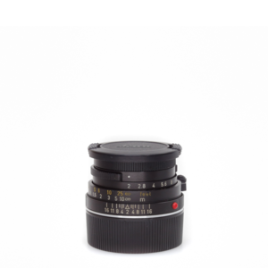 Leica C-40mm f/2 Summicron Black