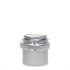 Carlzeiss Opton 50mm f/2 Biogon Silver