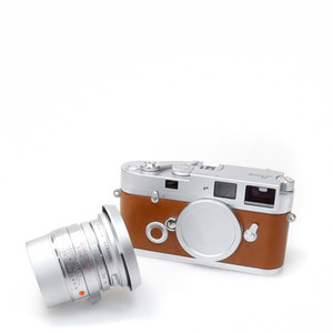 Leica MP Silver Hermes Edition set
