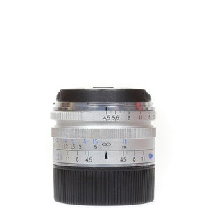 Carlzeiss M-21mm f/4.5 C Biogon ZM Silver