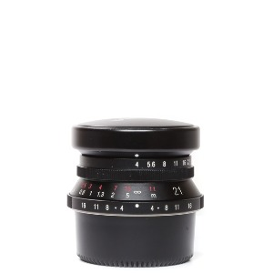 Voigtlander L-21mm F/4 Color-Skopar MC black