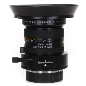 Leica R-28mm f/2.8 PC-Super-Angulon Black