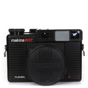 Plaubel Makina W67 Black