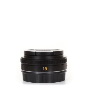 Leica TL-18mm f/2.8 Elmarit ASPH Black