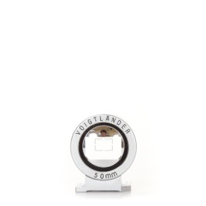 Voigtlander 50mm finder Silver