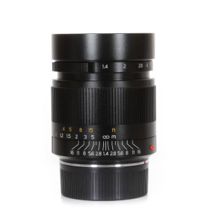 7Artisans M-28mm f/1.4 DJ-Optical Black