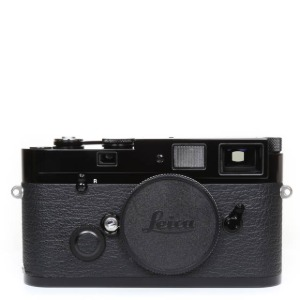 Leica MP Alacarte BlackPaint (x0.72 / 상판 무각인)