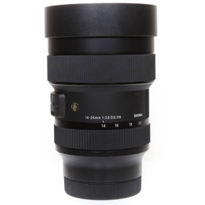 Sigma L-14-24mm f/2.8 DG DN Black for SL, SL2, etc